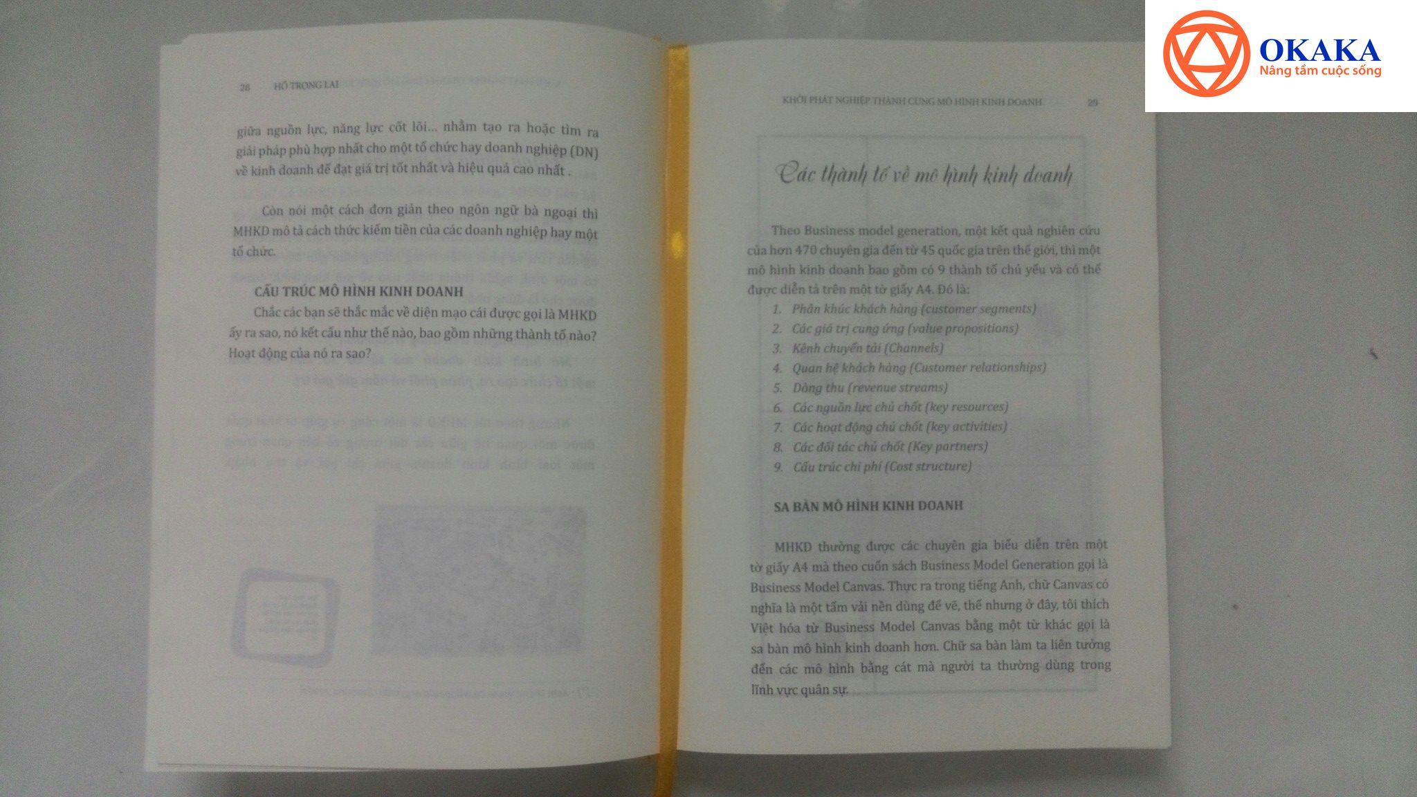 """Bạn đã bao giờ nghe nói đến """"ngôn ngữ bà ngoại"""" chưa? Lần đầu tiên Ly được nghe nói về """"ngôn ngữ bà ngoại"""" là khi đọc cuốn sách """"Khởi phát nghiệp thành cùng mô hình kinh doanh"""" của tác giả Hồ Trọng Lai và được nghe chính miệng tác giả nhắc lại lần nữa trong buổi ra mắt sách gần đây."""
