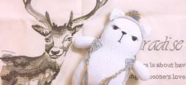 Mèo ngố Labby bằng len – Thú bông len Meimy Handmade